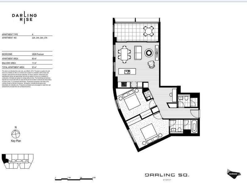 183 Harbour Street, Sydney, NSW 2000 - floorplan