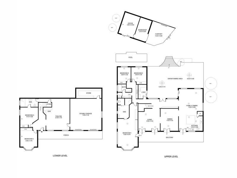 16 Monticle Street, Highbury, SA 5089 - floorplan