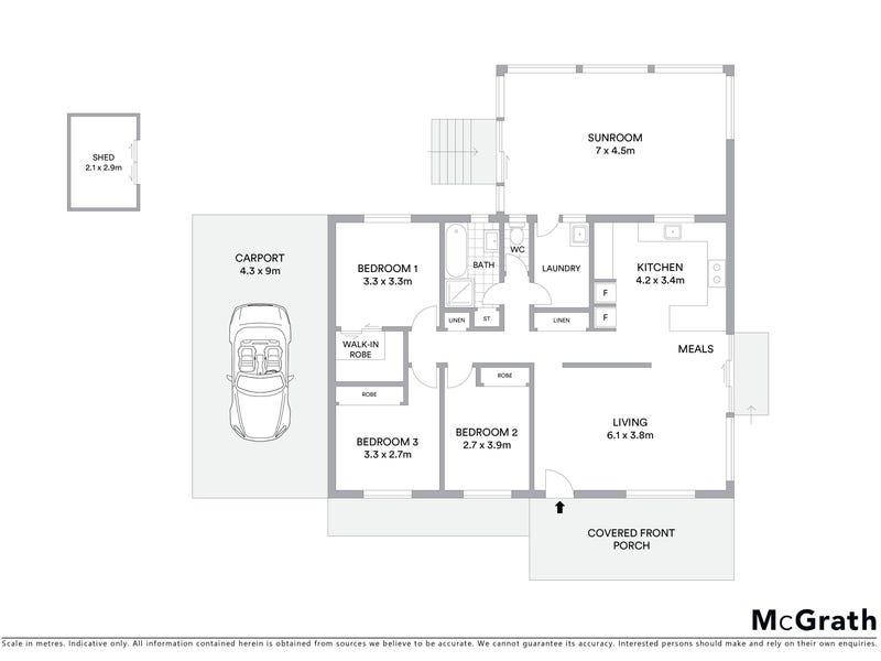 2/19 Azalea Avenue, Coffs Harbour, NSW 2450 - floorplan