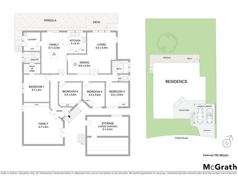 33 Fihelly Street, Fadden, ACT 2904 - floorplan