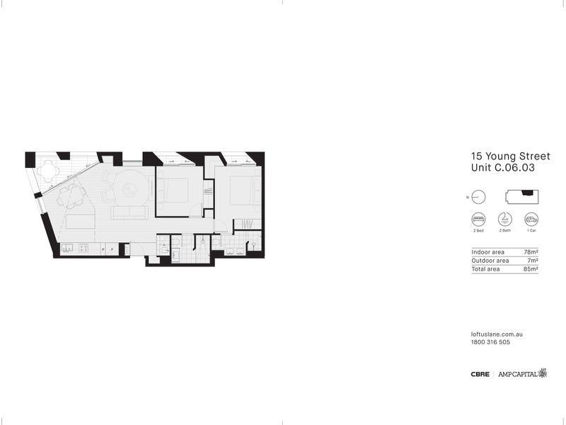 C.06.03 /15 Young Street, Sydney, NSW 2000 - floorplan