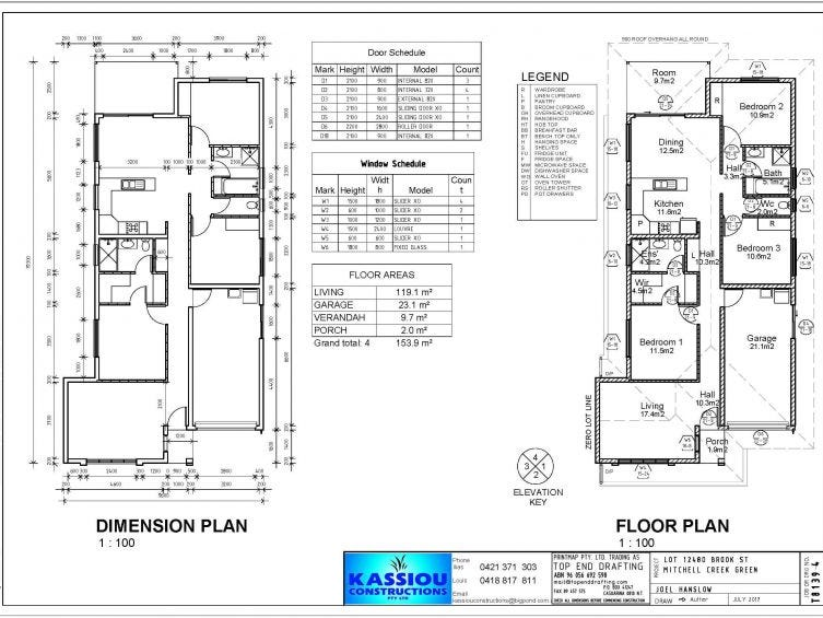 25 Brook Circuit, Zuccoli, NT 0832 - floorplan