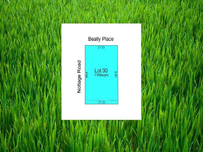 Lot 30 Beally Place, Meadows, SA 5201