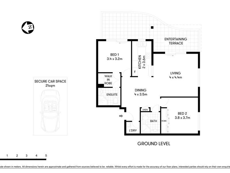 B1/112-114 Cowles Road, Mosman, NSW 2088 - floorplan