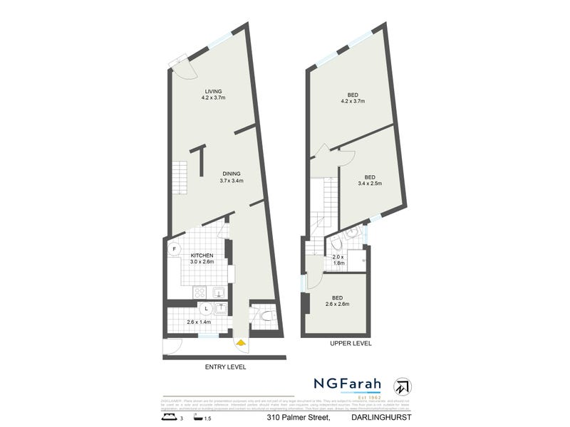 310 Palmer Street, Darlinghurst, NSW 2010 - floorplan