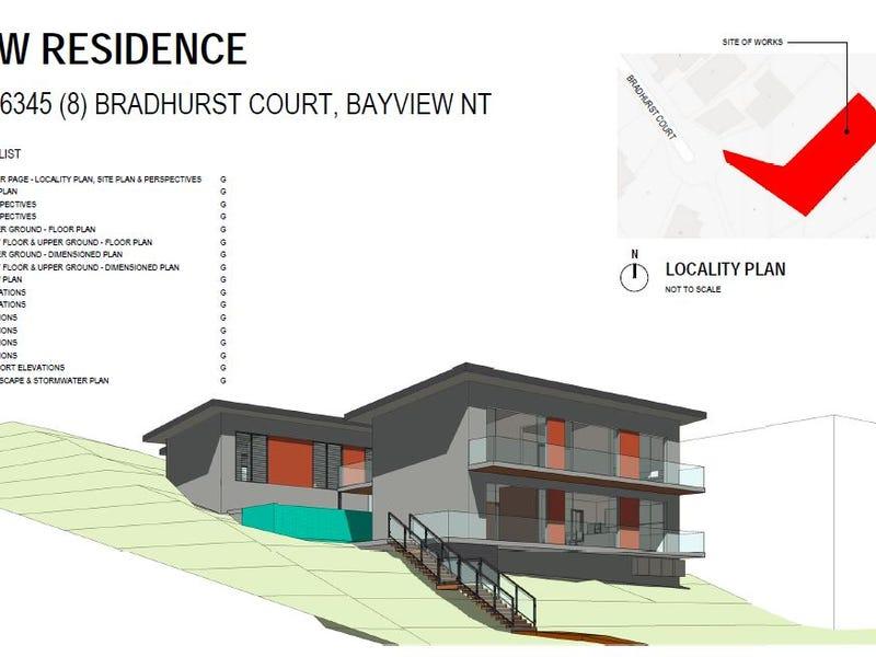 8 Bradhurst Court, Bayview, NT 0820