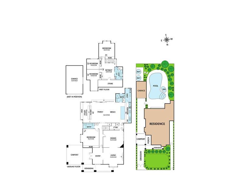 5 Lytton Street, Kew, Vic 3101 - floorplan