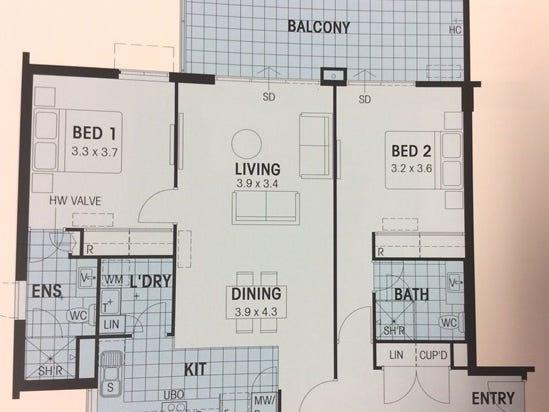 8 & 79/PELAGO WEST 23 SHARPE AVE, Karratha, WA 6714 - floorplan