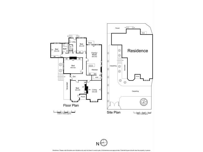 138 Princess St, Kew, Vic 3101 - floorplan
