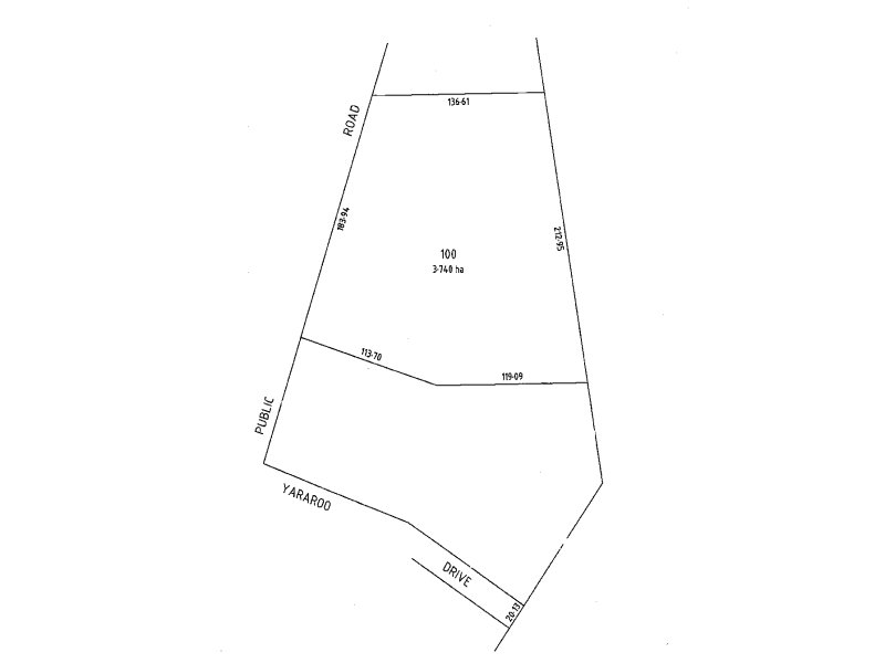 Lot 100 Public Road, Clinton, SA 5570