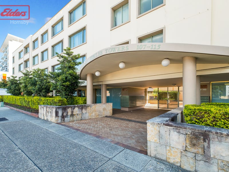 141/107-115 Pacific Hwy, Hornsby, NSW 2077
