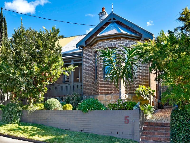 5 St Lawrence Street, Greenwich, NSW 2065