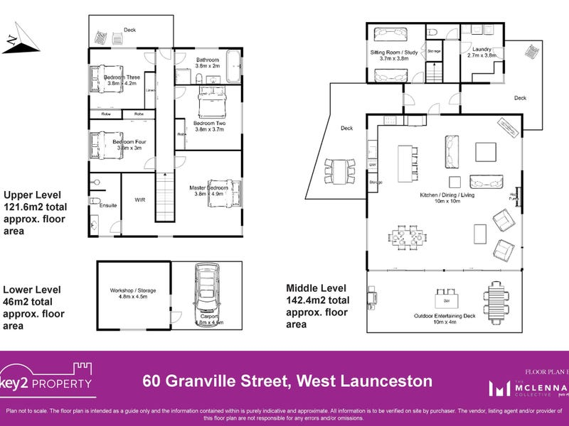 60 Granville Street, West Launceston, Tas 7250 - floorplan