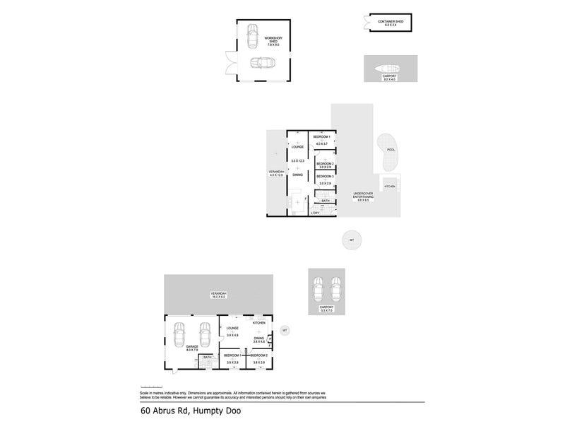 60 Abrus Road, Humpty Doo, NT 0836 - floorplan