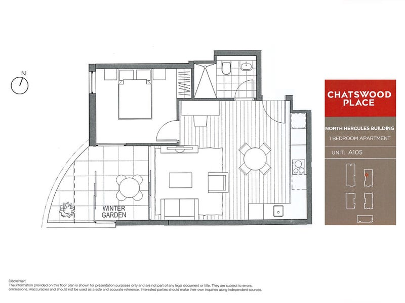 Chatswood, address available on request - floorplan