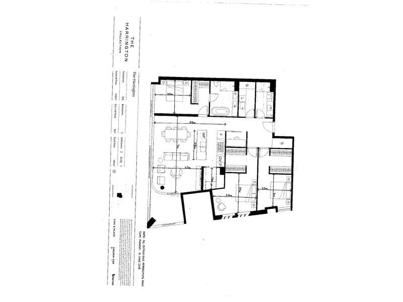 306/85 Harrington Street, Sydney, NSW 2000 - floorplan