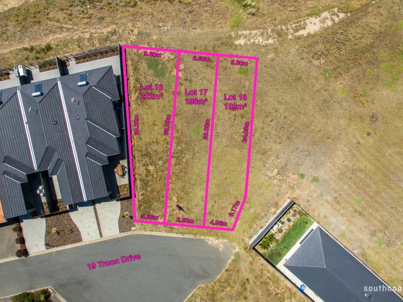 Lots, 16, 17, 18/19 Troon Drive, Normanville, SA 5204