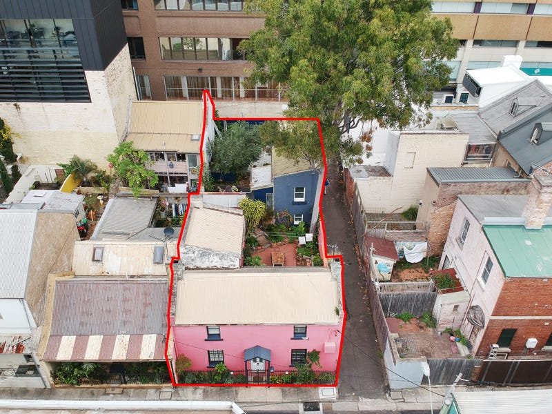 3 Corfu Street & 10 William Lane, Woolloomooloo, NSW 2011
