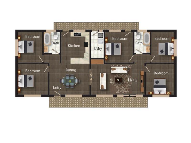 53 Campbell Street, Queanbeyan, NSW 2620 - floorplan