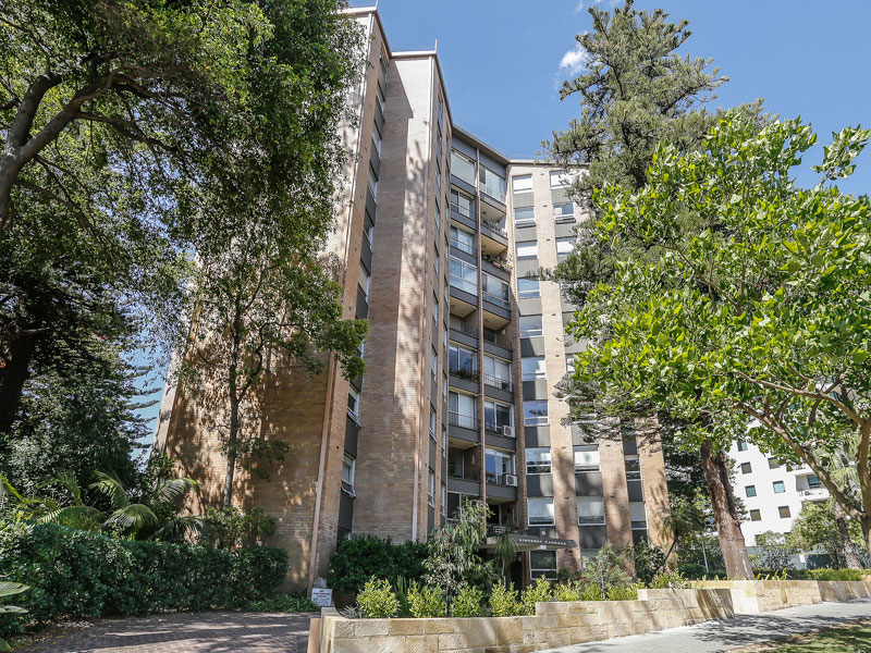 Unit 75/38 Kings Park Road West Perth WA 6005 - House for Rent