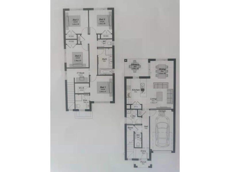 18 Swamphen Street, Austral, NSW 2179 - floorplan