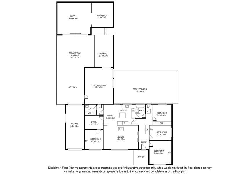 7 Jenkins Street, Mount Gambier, SA 5290 - floorplan