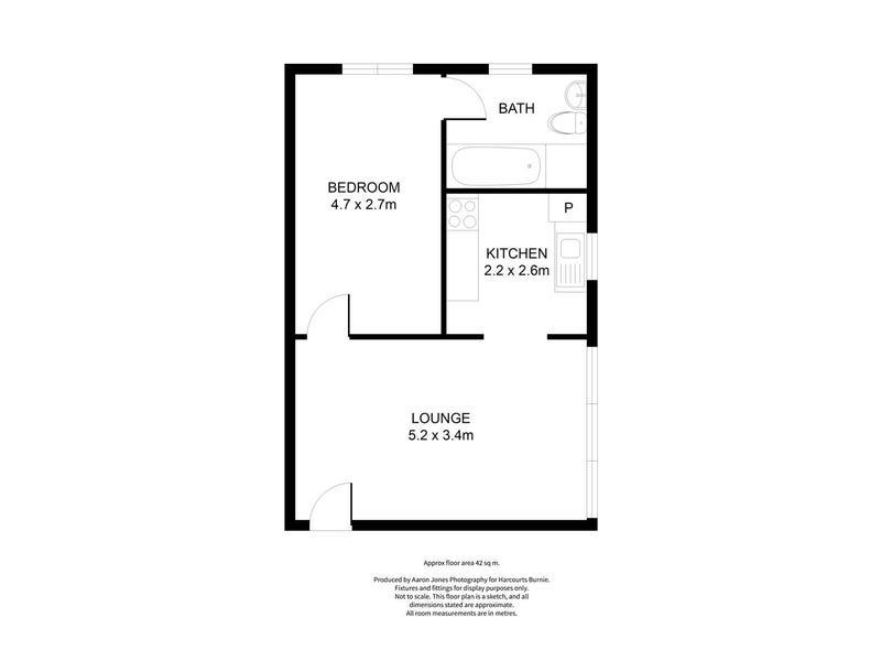 28/47 North Terrace, Burnie, Tas 7320 - floorplan