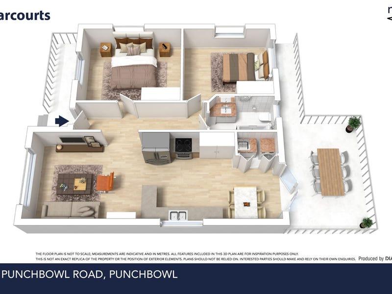 17 Punchbowl Road, Punchbowl, Tas 7249 - floorplan