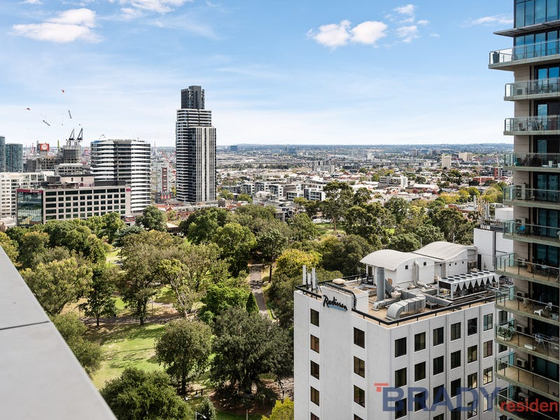 1803/25 Wills Street, Melbourne, Vic 3000