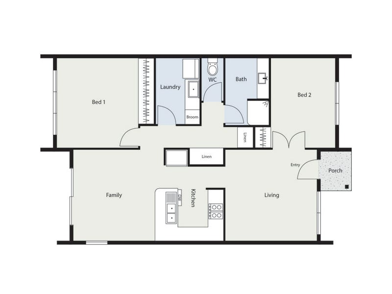 81/177 Badimara Street, Fisher, ACT 2611 - floorplan