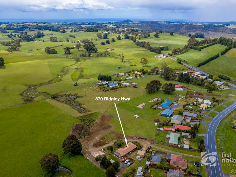 870 Ridgley Highway, Ridgley, Tas 7321