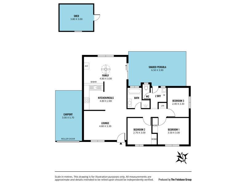 15 Leane Street, Huntfield Heights, SA 5163 - floorplan