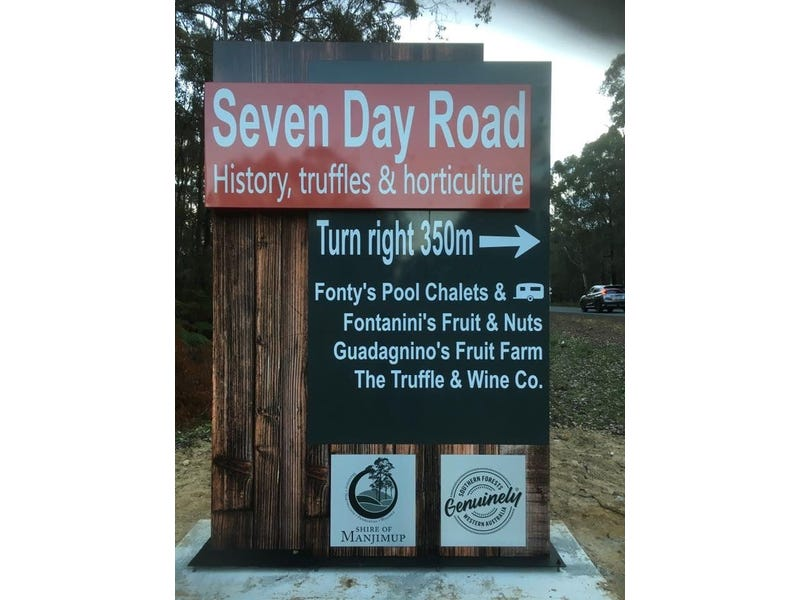 595 Seven Day Road (Jardee), Manjimup, WA 6258