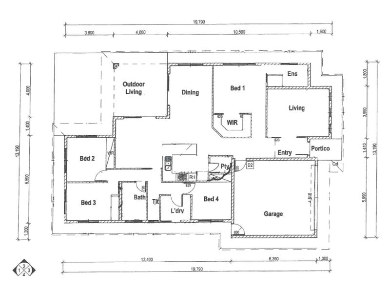 Johnston, address available on request - floorplan