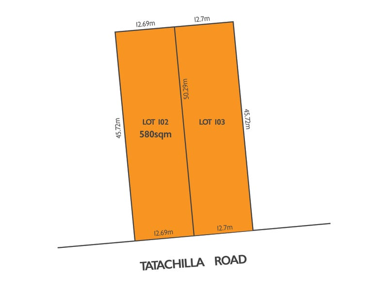 Lot 103 Tatachilla Road, McLaren Vale, SA 5171