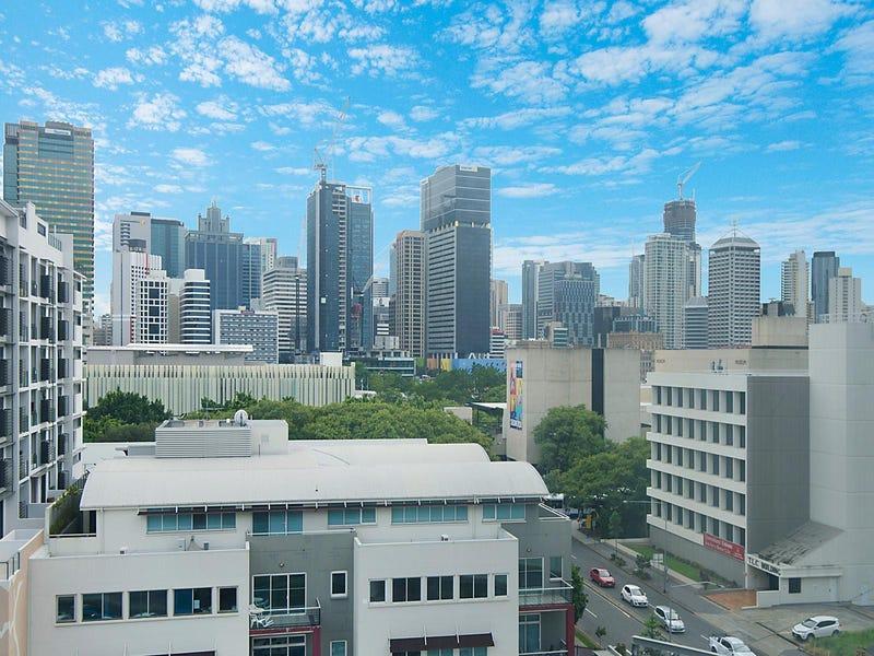 606/35 Peel Street, South Brisbane, Qld 4101