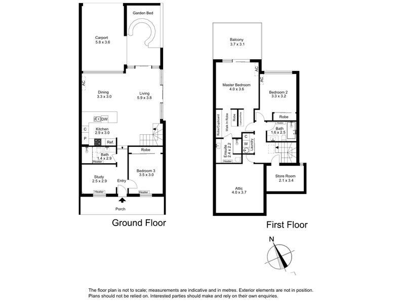 7 Henry Street, Fitzroy, Vic 3065 - floorplan