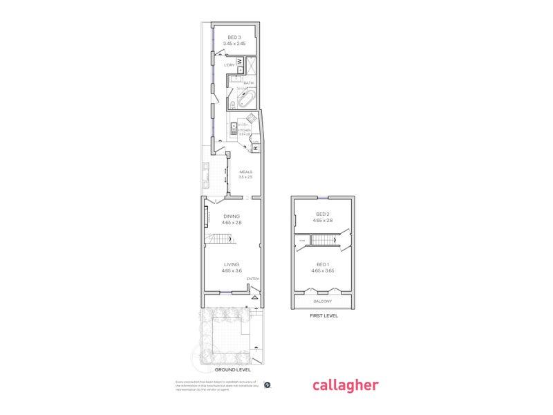18 Forsyth Street, Glebe, NSW 2037 - floorplan