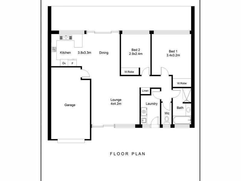 16 Warring Place, Giralang, ACT 2617 - floorplan
