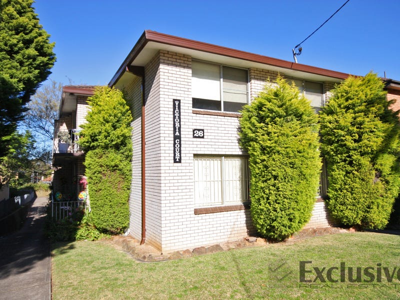 3/26 Hampstead Road, Homebush West, NSW 2140