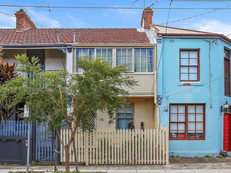 33 Newington Street, Marrickville, NSW 2204