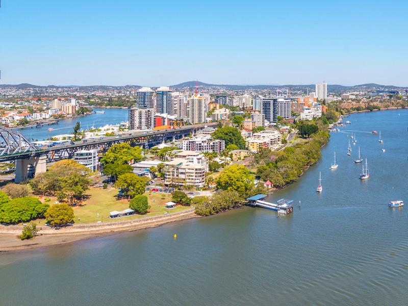 263/30 Macrossan Street, Brisbane City, Qld 4000