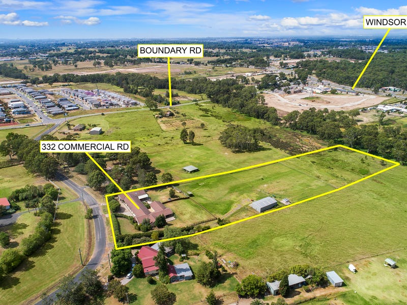 332 Commercial Road, Vineyard, NSW 2765