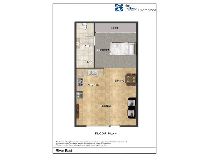 54/6 Stephens Road, Mount Johns, NT 0874 - floorplan