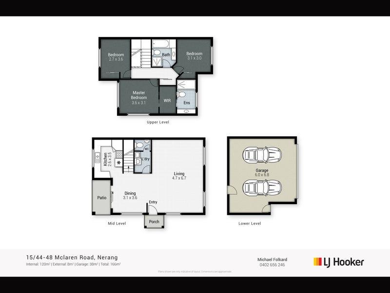 15/44-48 Mclaren Road, Nerang, Qld 4211 - floorplan