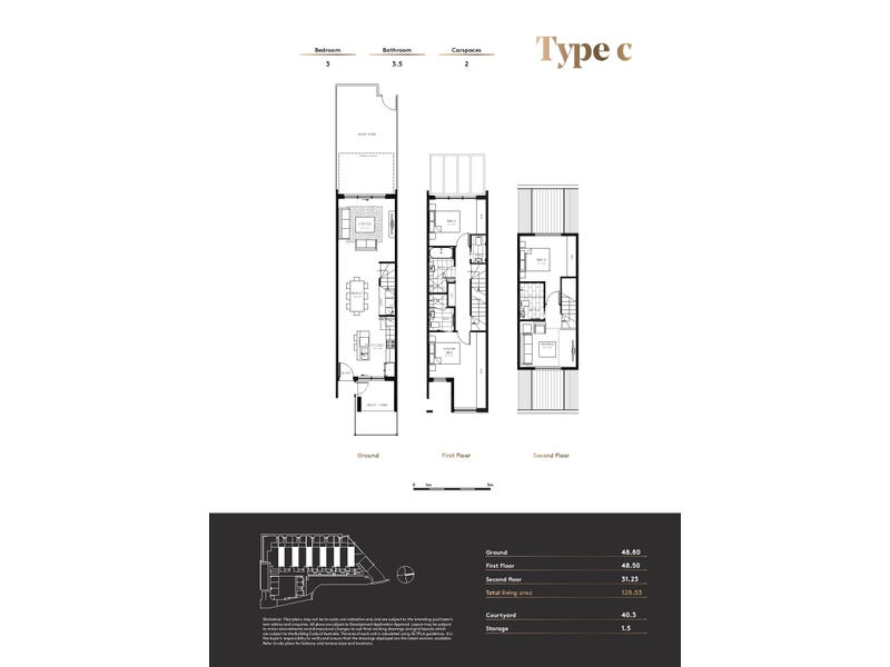5/4-8 McGowan Place, Dickson, ACT 2602 - floorplan