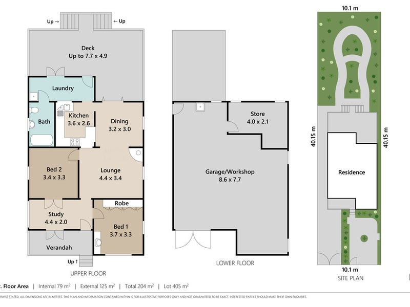 18 Thorne Street, Windsor, Qld 4030 - floorplan