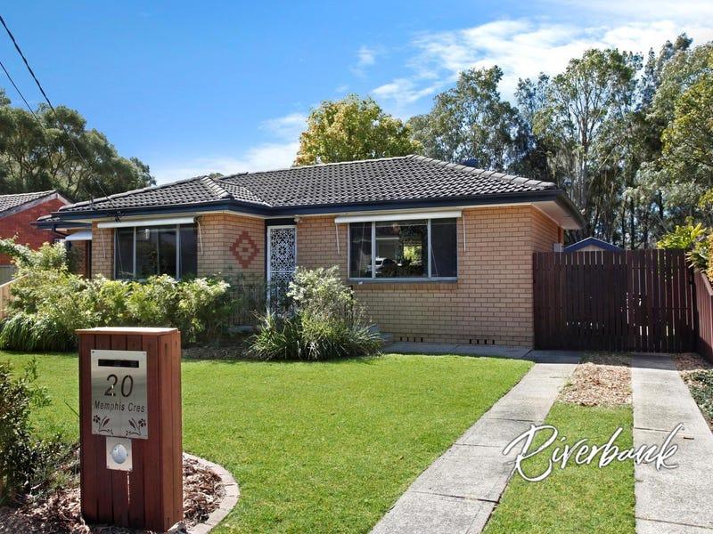20 Memphis Cresent, Toongabbie, NSW 2146