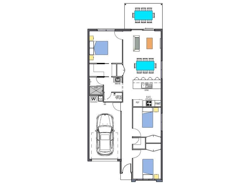 75 Masthead Avenue, Burdell, Qld 4818 - floorplan