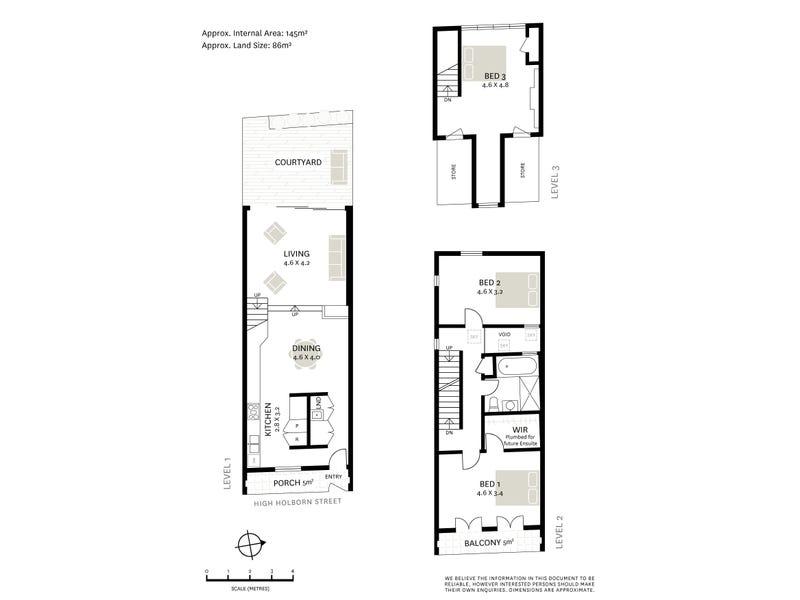 69 High Holborn Street, Surry Hills, NSW 2010 - floorplan